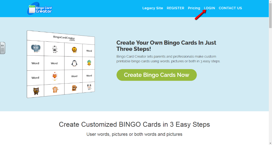 Tip top bingo login